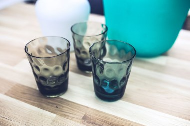 Three-glasses